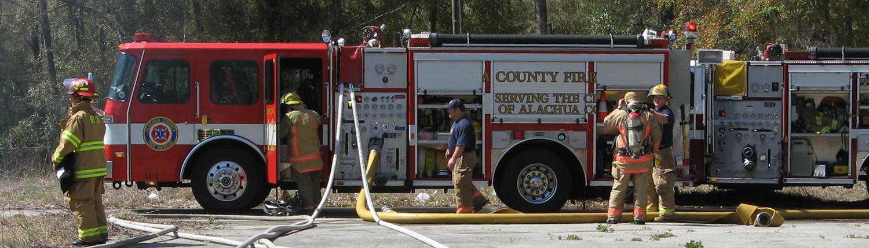 Fire Rescue Professionals of Alachua County IAFF 3852 – Fire Rescue